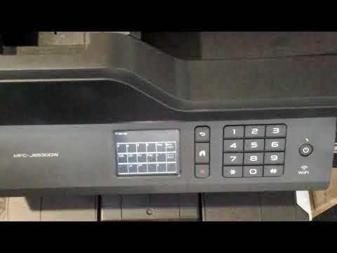 Brother MFC-J7630, MFC-J6530 & MFC-J6920 Printhead Purge