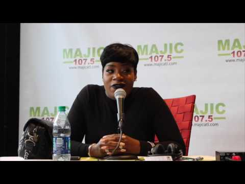 Fantasia Shares How She Attracted Her Husband [VIDEO]