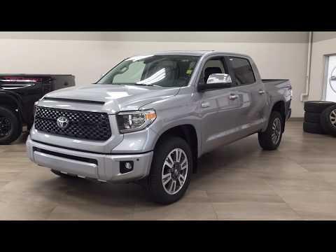 2020 Toyota Tundra Platinum Review