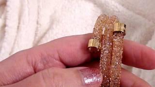 Swarovski Crystaldust Wrap Bracelet * GOLD*(, 2017-05-17T08:51:23.000Z)