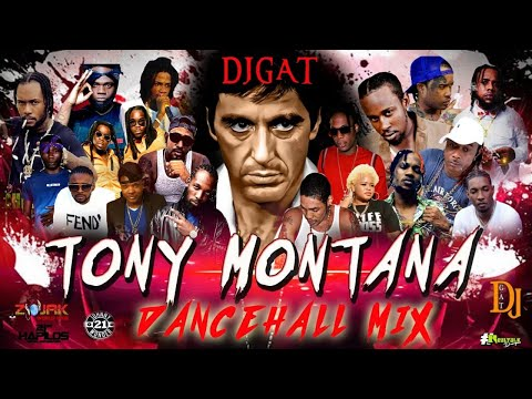 DANCEHALL MIX FEBRUARY 2020 RAW TONY MANTANA DANCEHALL MIX FEB 2020 VYBZ KARTEL ALKALINE TEEJAY