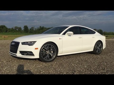 2016 audi a7 daily driver youtube. Black Bedroom Furniture Sets. Home Design Ideas