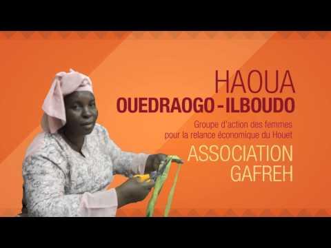Sacs plastiques - Burkina Faso - 100 innovations pour un développement durable pour l'Afrique