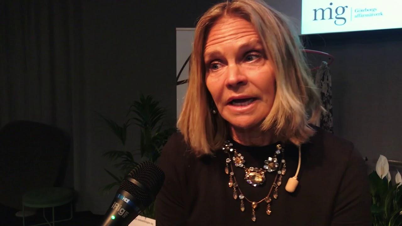 Kristna Cohn Linde @ Marknadsföreningens dag 2018