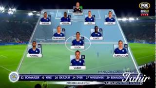 Leicester City vs Chelsea 2-1 Highlights(EPL) 2015-2016 (English commentary)