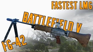 FG-42 Specialization Breakdown & Gameplay - Battlefield V