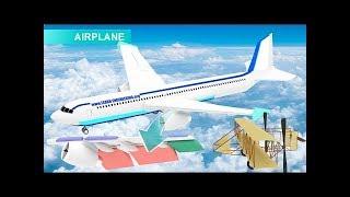 എങ്ങനെയാണ് വിമാനം പ്രവർത്തിക്കുന്നത് || working of aeroplane in Malayalam || DREAM ENGINEERING