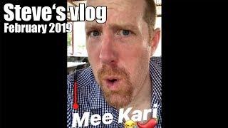Vlog February 2019 - Very HOT Malaysia!