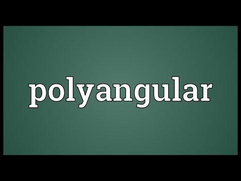 Header of polyangular