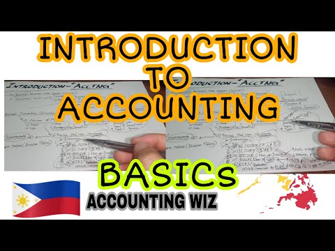 Ep.1 👉INTRODUCTION to Accounting- BASICS (Lesson 1)