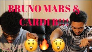 Bruno Mars - Finesse (Remix) [Feat. Cardi B]l Playboi's TV REACTION
