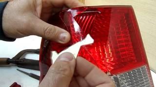 Ремонт заднего фонаря в автомобиле своими руками(, 2013-11-14T06:13:15.000Z)