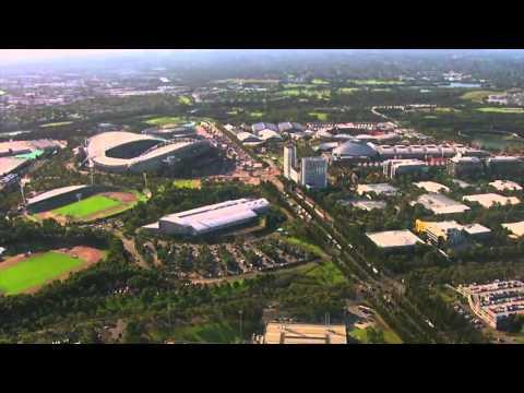 ANZ STADIUM – AUSTRALIA'S HOME GROUND