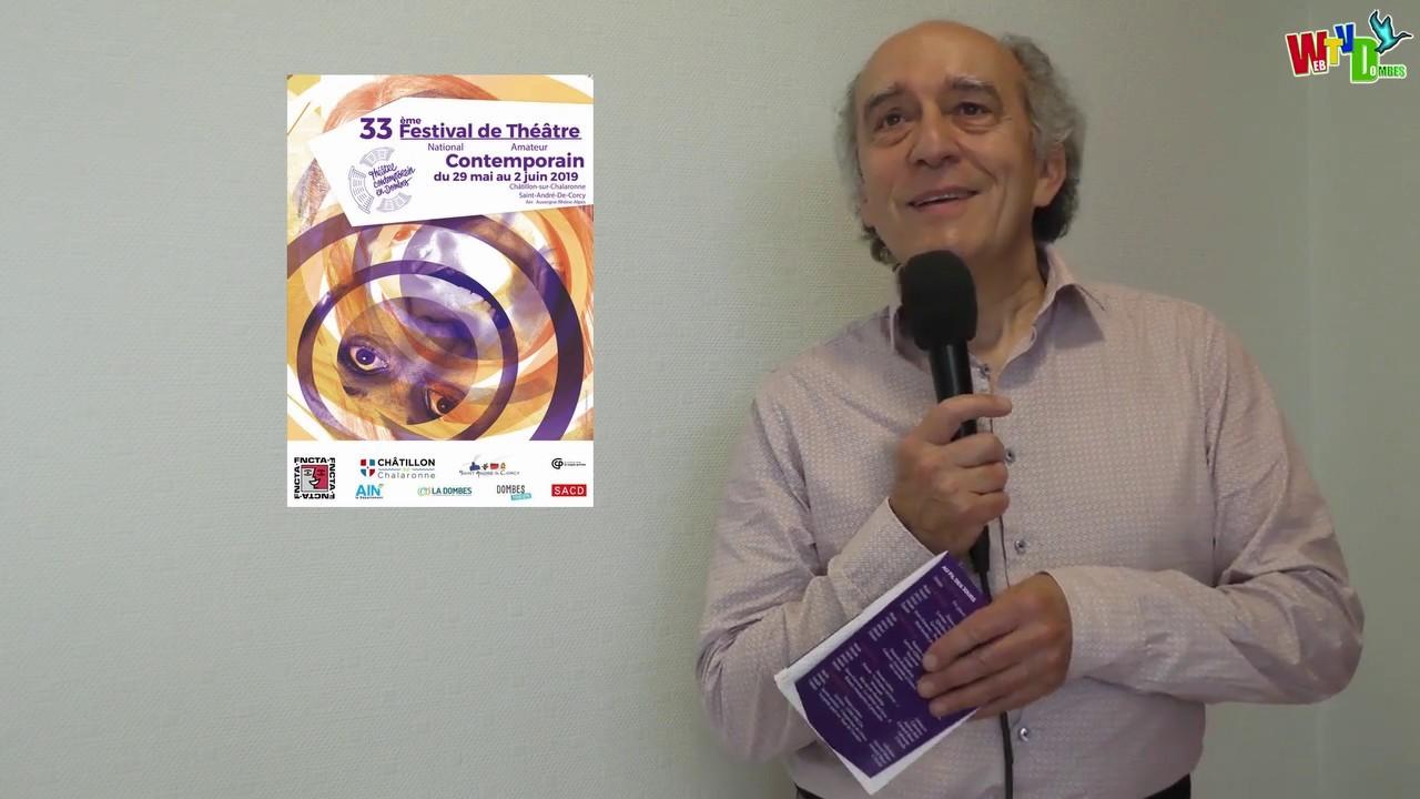 33e festivalTthéâtre National Contemporain Amateur