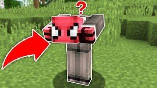 ÖRÜMCEK ADAM'IN KAFASI KOPTU! 😱 - Minecraft