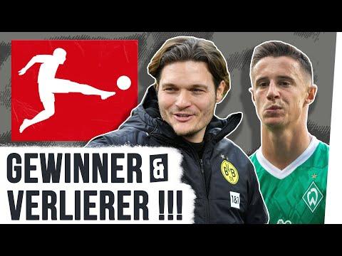 Bundesliga: Terzic-Hype beim BVB & Werder-Abstieg!