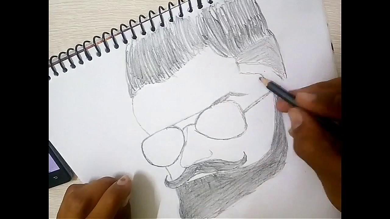 Amrit maan drawing