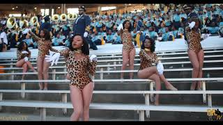 Southern University Fabulous Dancing Dolls | Drowning | State Fair Showdown | 2018