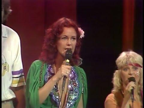 Anni-Frid Lyngstad GRAND I ÖRAT 1981