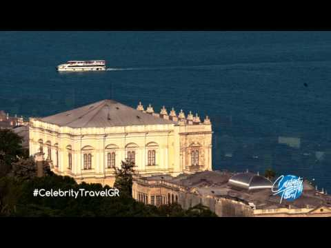 Celebrity Travel - Constantinople Part 2 S01E09