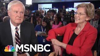 Elizabeth Warren: Government Working For Thin Slice At Top | Hardball | MSNBC WORKING!! 検索動画 47