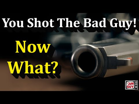 Attorney Sean Maloney Explains The Problems You'll Face After A Defensive Shooting.