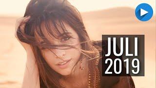 TOP 20 CHARTS • Juli 2019 | Persönliche Charts