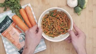 Zanahoria Salteada Con Brocoli Rallado Huercasa Saborea El Country 300 gr espinacas o acelgas. zanahoria salteada con brocoli rallado