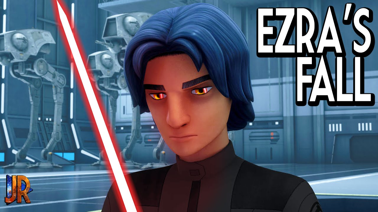 """Ezra Deepens His Connection To The Force In """"The Call ...  