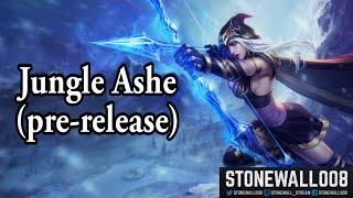 League of Legends - Jungle Ashe (pre-release)