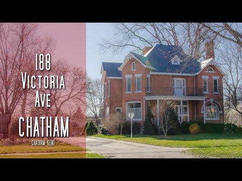 CHATHAM-KENT - 188 Victoria Ave - Chatham [propertyphotovideo]