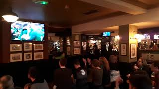 20180224 Dublin pub during rugby game with wales