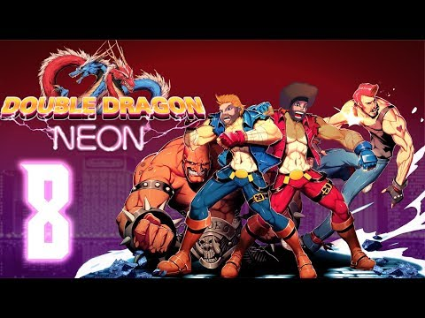 Double Dragon Neon: Thai Delivery – Episode 8 – Frienemies