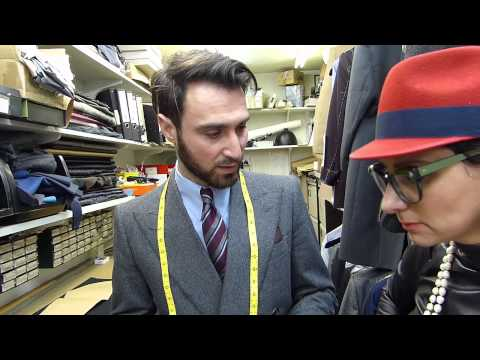 Edward Sexton: How To Choose a Tailor