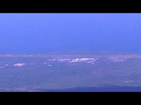 Comoros - Travel & Tourism - Hahaya Airport View from Far Peaks