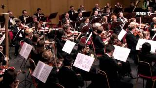 Moscow Philharmonic Orchestra, Yuri Botnari, MUSSORGSKY: Night on a Bare Mountain.mpg