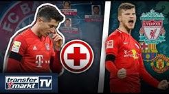 Wer ersetzt Lewandowski im Bayern-Sturm? – Top-Klubs wollen Werner | TRANSFERMARKT