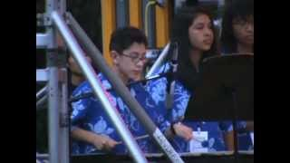 Sonny Moon for Two, MMS Jazz Band @ Manoa Jazz Festival 2012