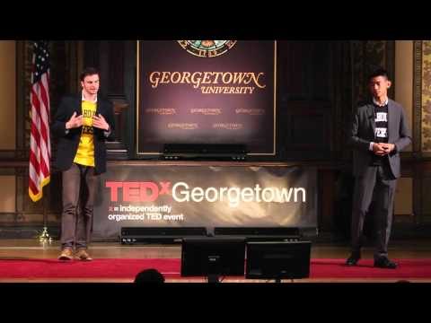 A 'Syrias' Risk   Patrick Lim & Elijah Jatovsky   TEDxGeorgetown