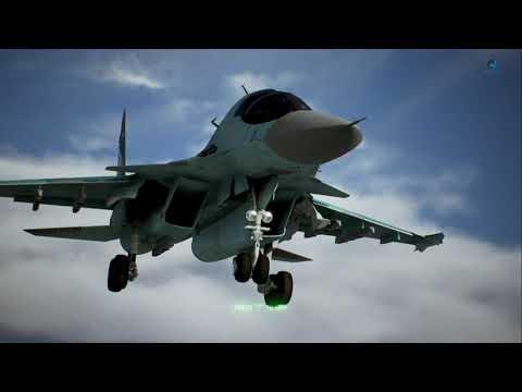 Ace combat 7: Mission 11