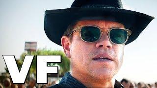 LE MANS 66 Bande Annonce VF (2019) Matt Damon, Christian Bale