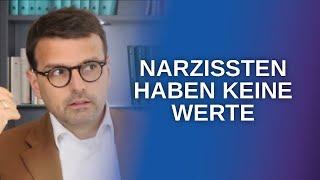 Narzissmus verstehen: Narzissten haben keine Werte (Raphael Bonelli)