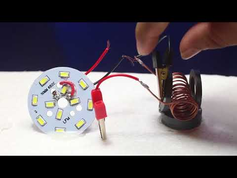 Free Energy Device, Free energy generator for light bulbs Using Copper wire and Magnet   YouTube
