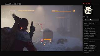 The Division, Part Fourteen, PS4 Live Broadcast, No Commentary, Walkthrough