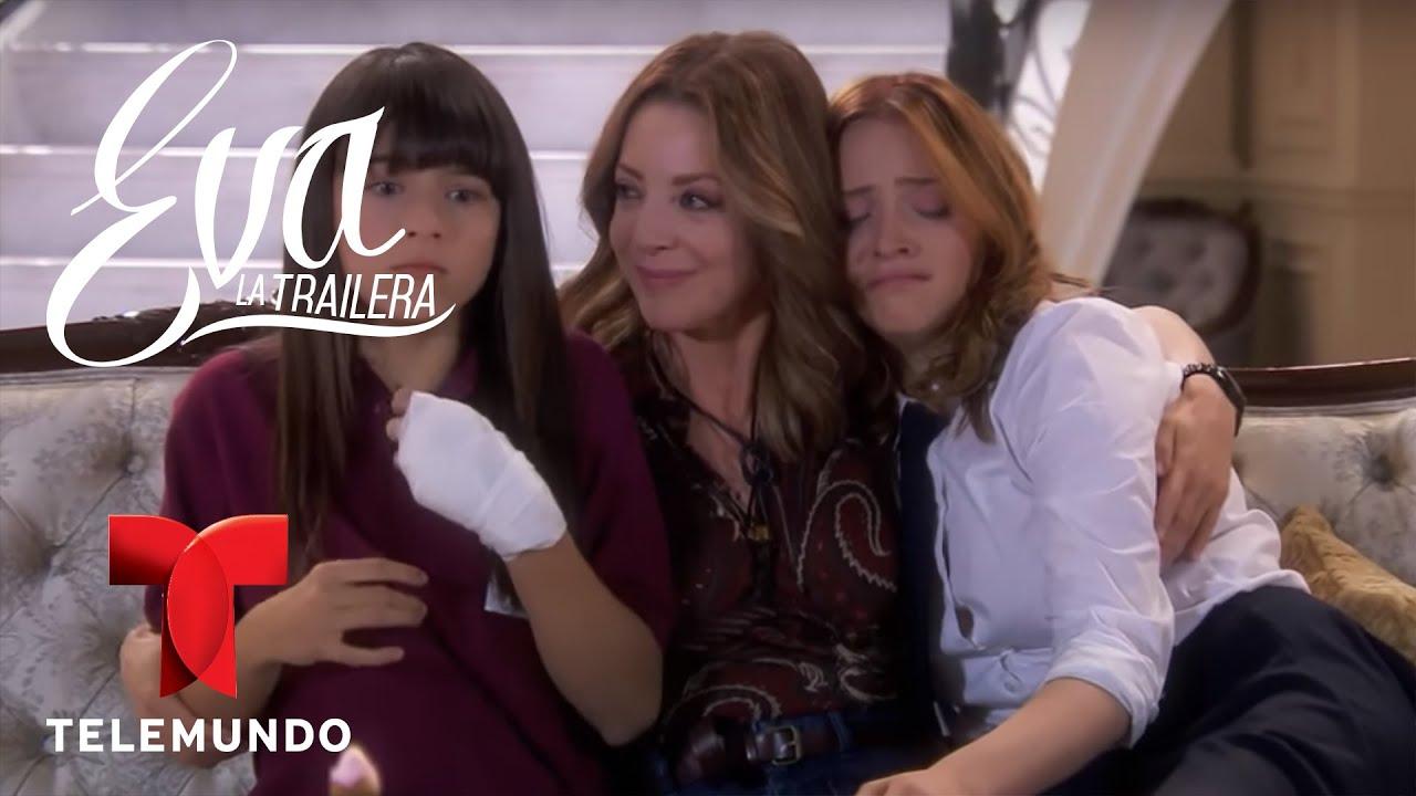 Eva La Trailera Cap 237 Tulo 6 Telemundo Youtube