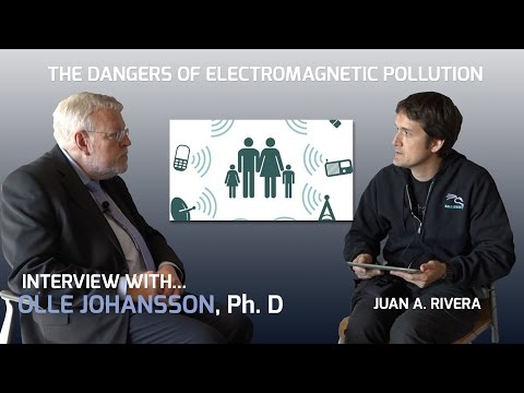 INTERVIEW WITH OLLE JOHANSSON  by Juan A. Rivera