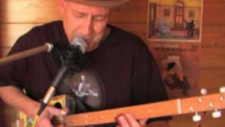 Cigar Box Slide Guitar - Robert Johnson