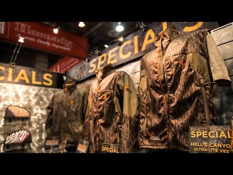 Hell's Canyon From Browning - Mossy Oak Product Spotlight
