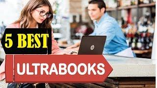 5 Best Ultrabook 2018 | Best Ultrabook Reviews | Top 5 Ultrabook