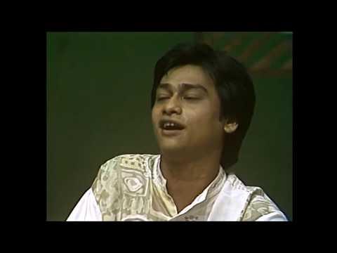 Bashi sune ar kaj nai by Partho Barua at BTV jolsha in 1995